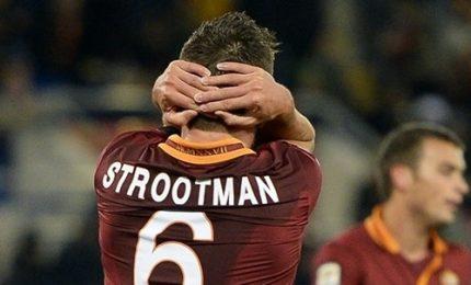 Ricorso Strootman, confermata squalifica