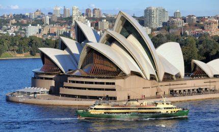 La Sydney Opera House si rinnova, lavori per sette mesi