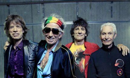 """L'1 dicembre """"The Rolling Stones - On air"""" Registrazioni della BBC"""