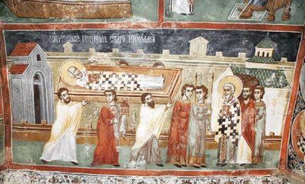 """Reliquie di S. Nicola arrivano in Russia: """"Bene per relazioni"""""""