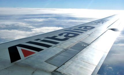 Bimbo libanese di 2 anni muore su un volo Alitalia Beirut-Roma