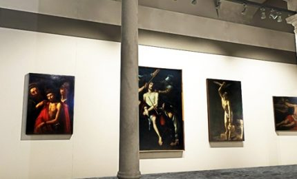 A Palermo il segno di Caravaggio