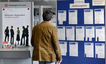 A marzo cresce disoccupazione +12%
