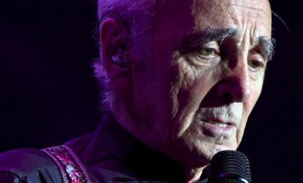 Charles Aznavour in concerto a Roma