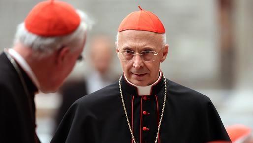 Papa alla Cei: aperti, umili e in comunione. Grazie al card. Bagnasco