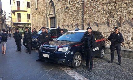 Taormina blindata, altissime misure di sicurezza per G7