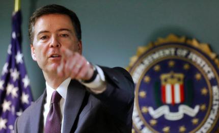 Trump silura il capo dell'Fbi Comey. Indagava sulla Russia