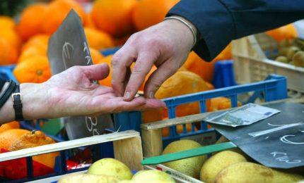 Cala fiducia nei consumatori