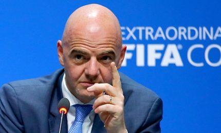 Infantino rieletto presidente Fifa, mai più corruzione