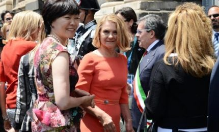 "G7, a Catania il ""vertice parallelo"" delle first ladies"