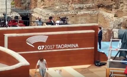 Al via il G7 di Taormina, tutti i numeri del summit