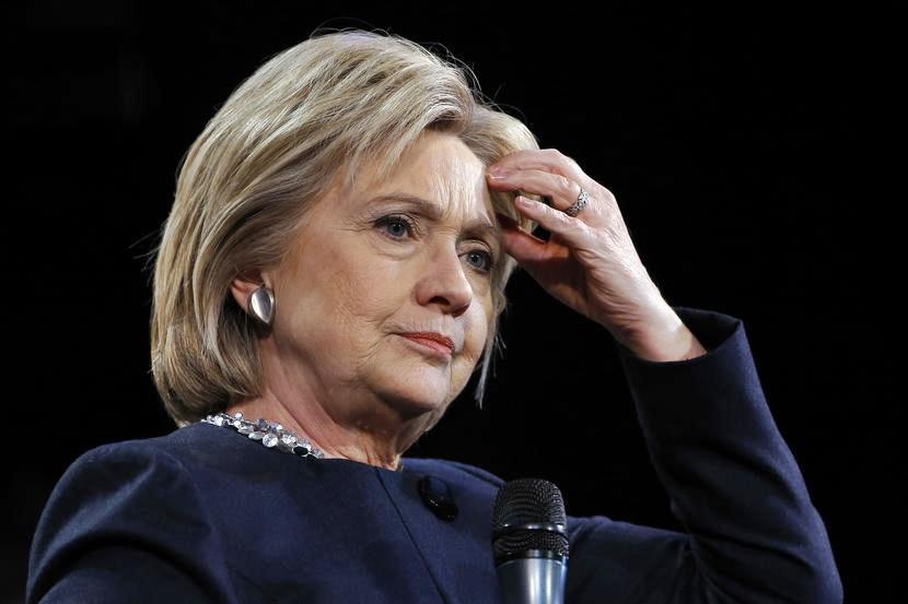 """Hillary Clinton non si candiderà più: """"2016 fa ancora male"""""""