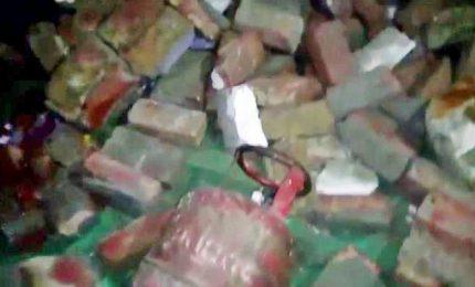 India, crolla muro durante cerimonia di nozze: almeno 24 morti