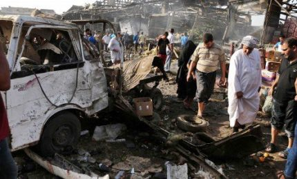 Iraq, almeno 35 morti in due attentati rivendicati dall'Isis