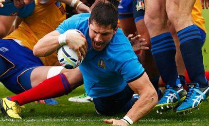 Italia nella poule b con Nuova Zelanda e Sudafrica