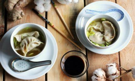 I ravioli cinesi al vapore, la ricetta per prepararli a casa!