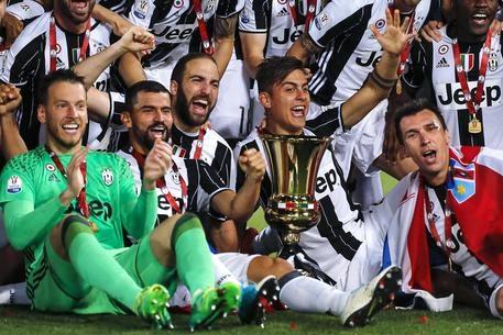 La coppa Italia è della Juve. Dani Alves e Bonucci affossano la Lazio