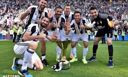 Juve ancora campione d'Italia, per i bianconeri è il 33esimo scudetto