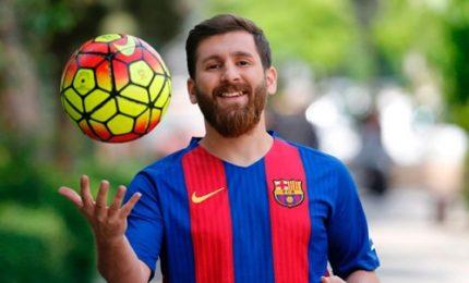 Chiuso contratto con il Barcellona, Leo Messi rinnova fino al 2021