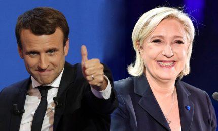 Francia, duello televisivo tra Macron e Le Pen. Obiettivo: attrarre gli astensionisti