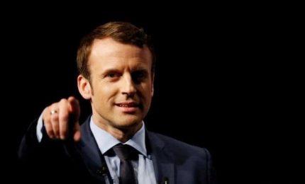 Emmanuel Macron, il neofita della politica a due passi dall'Eliseo