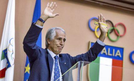Roma, domani patto per lo Sport Governo-Coni-Comuni