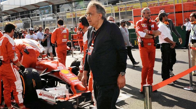F1 | Ferrari, Marchionne: