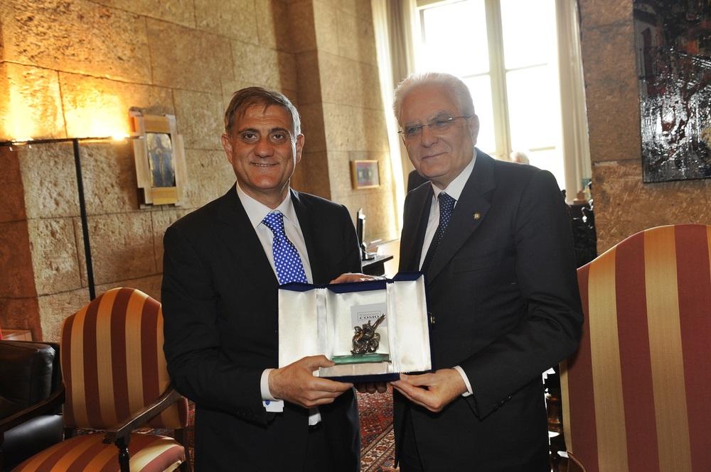 Parlamento siciliano compie 70 anni all 39 ars mattarella for Nuovo parlamento siciliano