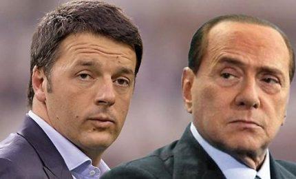 Affare fatto! Renzi premier e Berlusconi Capo dello Stato