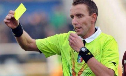 Arbitri, Mazzoleni per Juventus-Crotone