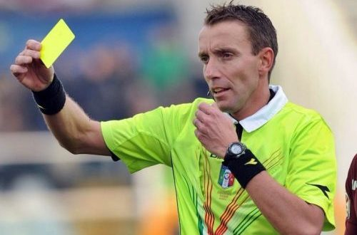 Arbitri serie A, Mazzoleni per l'anticipo Inter-Fiorentina