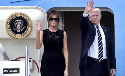 "Trump e Melania positivi al coronavirus. ""Affronteremo questo INSIEME!"""