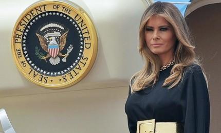 Vince Melania, first lady stoppa Trump sui bimbi separati dalle famiglie