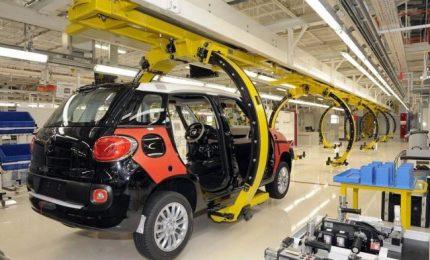 Crollo immatricolazioni auto Ue -55,1%, per Fca -76,6%