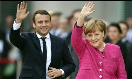 "Merkel: ""Per l'Ue cruciale un governo stabile a Berlino"""