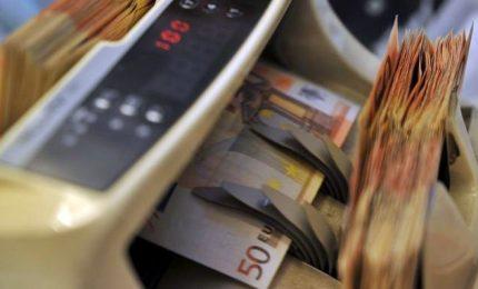 Cgia, crolla liquidità a imprese