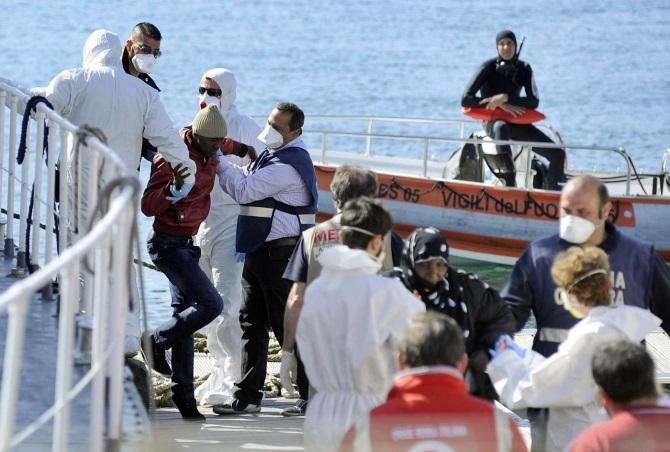31 morti nel canale di Sicilia, molti sono bambini