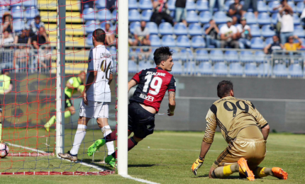 Cagliari-Milan 2-1, risolve Pisacane al 93'