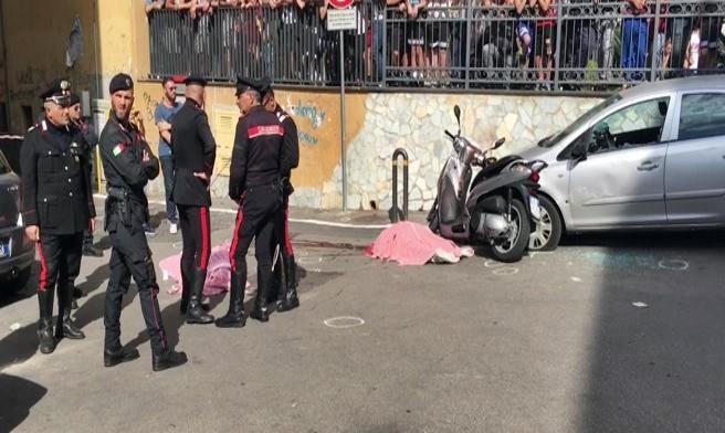 Ancora sangue a Napoli, zio e nipote uccisi in un agguato