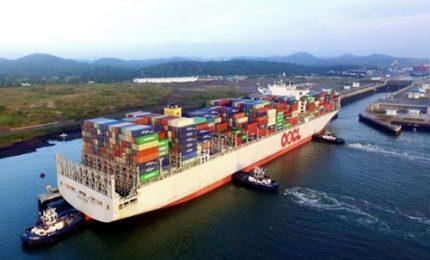 Canale Panama, passaggio da record