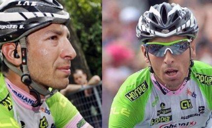 Doping al Giro, positivi  Pirazzi e Ruffoni