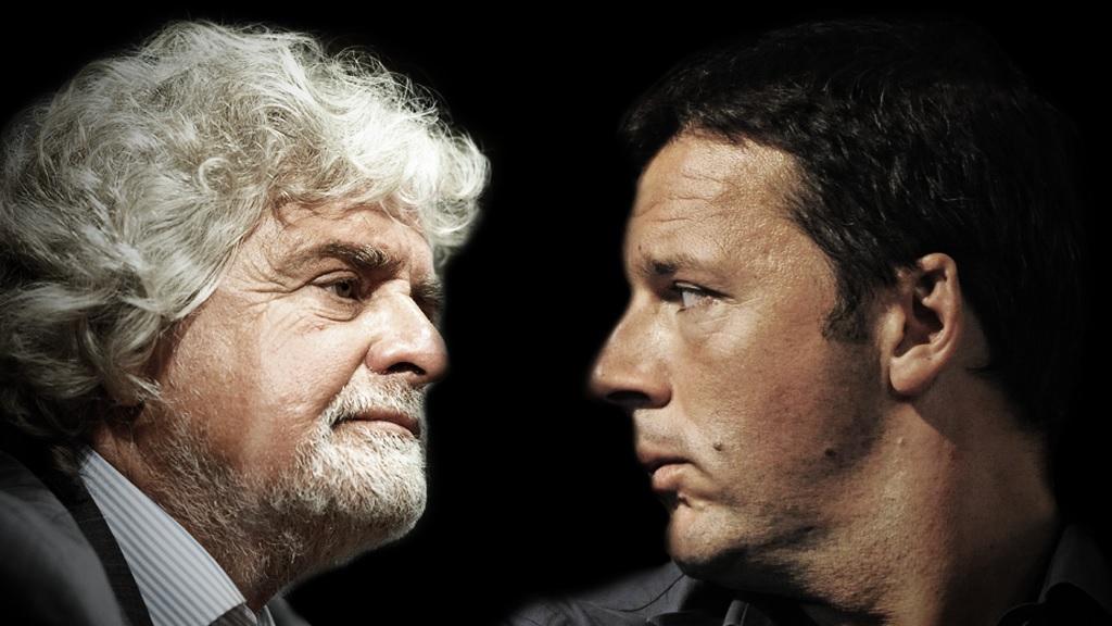 A Roma è scontro sui rifiuti, Renzi:
