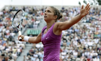 Tracce di Arimidex, Sara Errani positiva all'antidoping