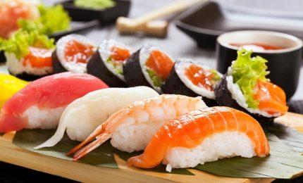 Chi ama il sushi è più a rischio di contrarre parassiti
