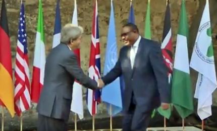 G7, anche leader africani per sessione migrazioni