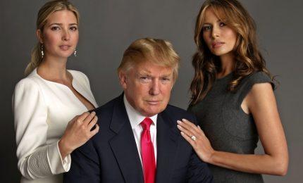 Trump a Roma, cena blindata a villa Taverna. Le donne del presidente