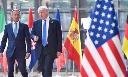 Schiaffo di Trump agli alleati Nato, mettete i soldi per la difesa
