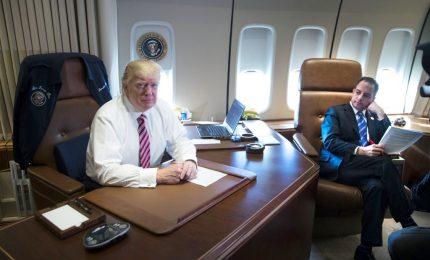 Europa e Medio Oriente, il primo viaggio da presidente di Trump
