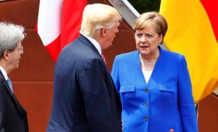Trump contro Germania su auto tedesche. Spirano venti di guerra commerciale