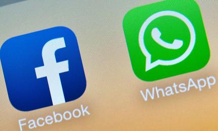 Whatsapp riceve sanzione da 3 milioni